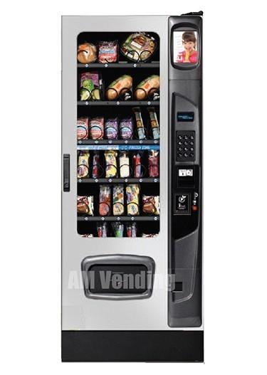 Combi 3000 Refrigerated – Frozen Combo Food Vending Machine
