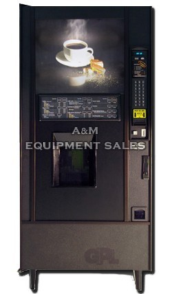 crane gpl 676 - CRANE GPL 676 Freeze Dried Coffee Machine