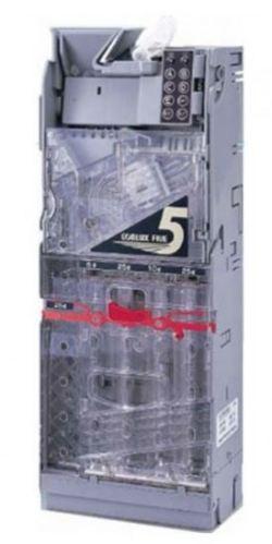 Conlux CCM5G MDB 5 Tube Coin Mech - Conlux CCM5G MDB 5 Tube Coin Mech