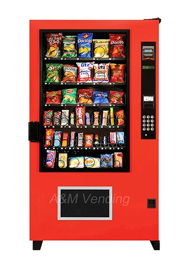 AMS OUTSIDER SNACK opt - AMS  Outsider Snack Machine