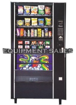 AP LCM4 LCM5 - Automatic Products  Combo Vending Machine