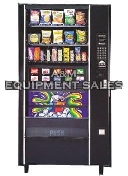 AP LCM4 LCM5 - Automatic Products  Combo Vending Machine