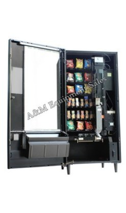 AP6 1 - Automatic Products 111 Snack Machine