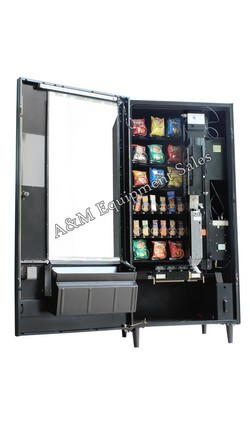 AP6 1 - Automatic Products 111-112 Snack Machines