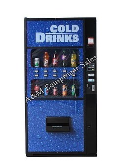 Royal 11 - Royal 650 Live Display Drink Machine