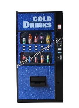 Royal 11 - Royal 650 Live Display Drink Machine