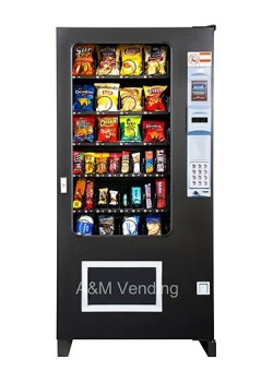 ams35snack - The AMS 35  Chilled Snack Machine