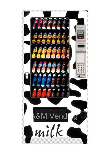 amsmilk - AMS Milk Vending Machine
