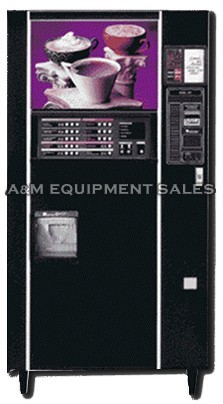 ap 213 - Automatic Products   AP-213 Coffee Machine