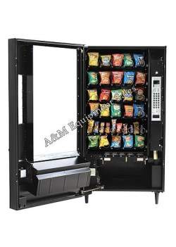 ap 76 5 - Automatic Products 7600 Snack Machine