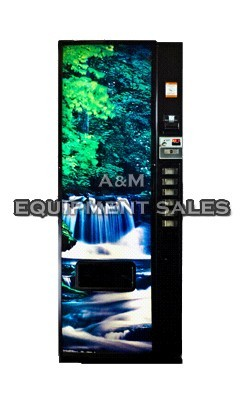 dixie narco 276e - Dixie Narco 276 Drink Machine