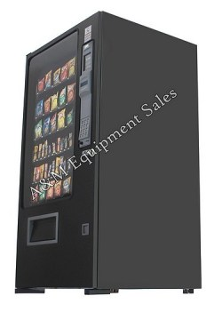 i - AMS Wide Gem Snack Machine