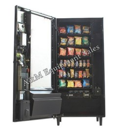lcm 5 - Automatic Products  LCM Snack Machines