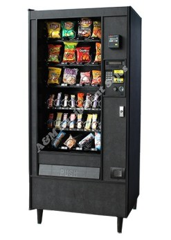 refurb ap 121 122 snack machine - Automatic Products 121 Snack Machine