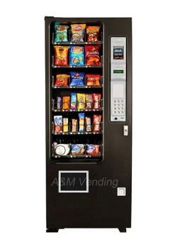slimgemlarge opt - AMS Slim Gem Snack Machine
