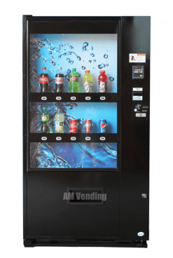 New Drink Vending Machines