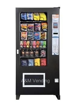 4 wide Snack carwash - AMS 35  Car wash Vending Machine