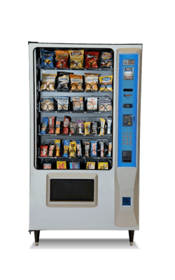 AMS EPIC - AMS EPIC Snack Machine