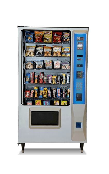 AMS EPIC - AMS EPIC Snack Machine
