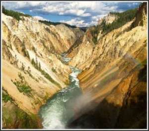 Der Yellowstone River