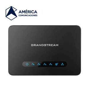 adaptador analogo grandstream ht 814