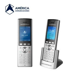 telefono portatil grandstream wp820