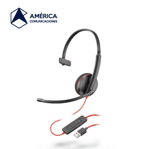 diadema plantronics c3210