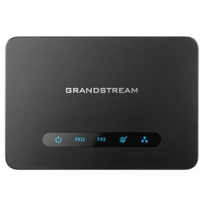 adaptador analogo grandstream ht 813