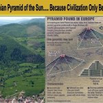 Pyramids in Bosnia, Europe
