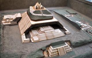 The Cholula pyramid, aka, The Tower of Babel