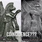 Ecuador and Mesopotamia similarities - Babylon