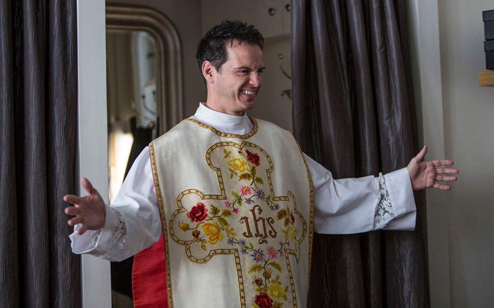 Fleabag,' or, in praise of cool priests who swear | America Magazine