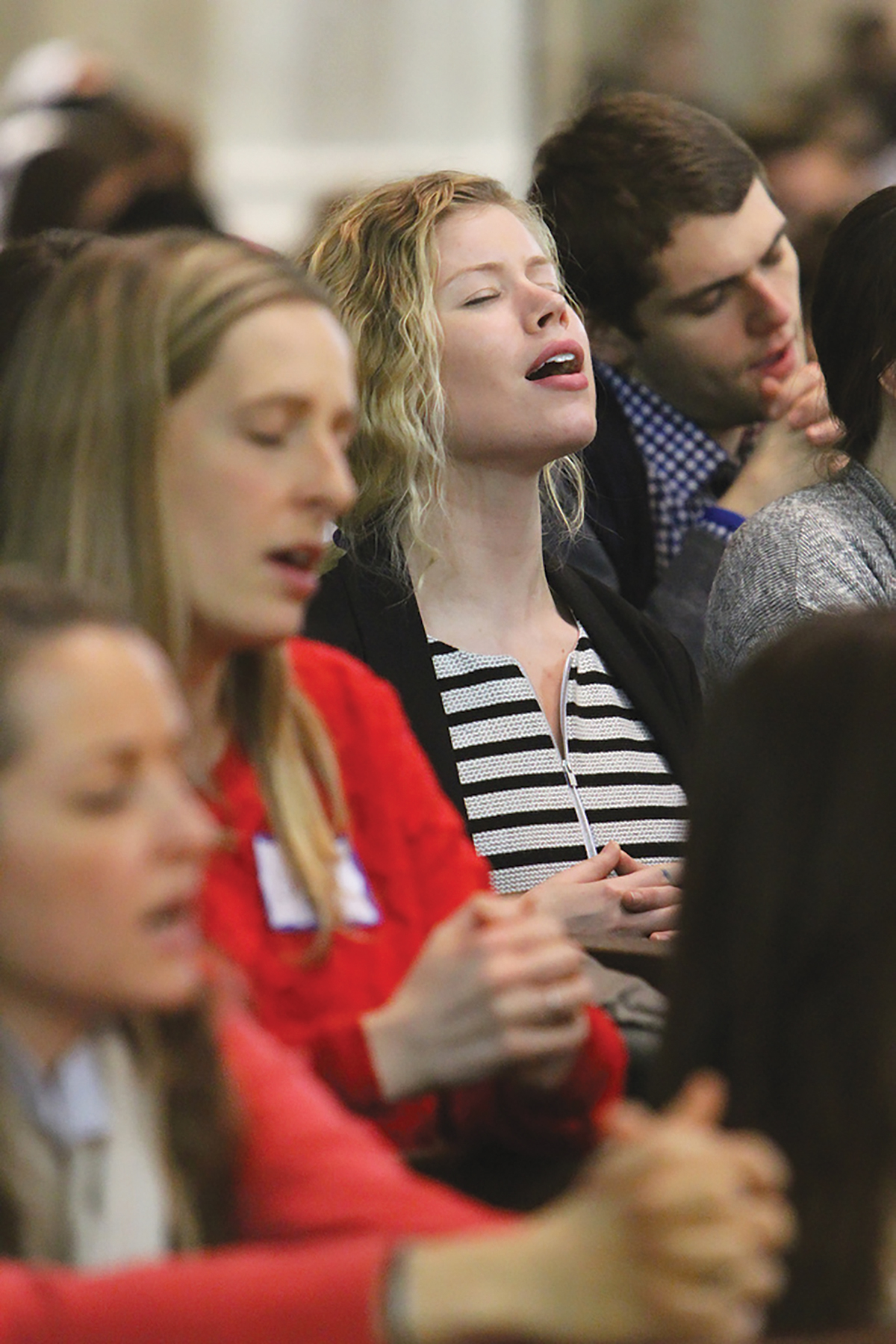 Why Is It So Hard For Young Catholics To Find The Right