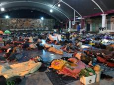 Refuge inMatías Romero, Veracruz. Photo by Jan-Albert Hootsen.