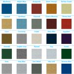 Advantage 30 oz carpet, color choices 1 tradeshow carpet