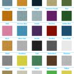 advantage 30 oz color choices 2 - trade show carpeting