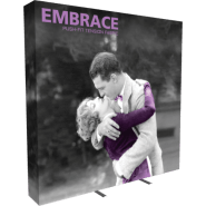 Embrace 8ft tall Pop Up Displays