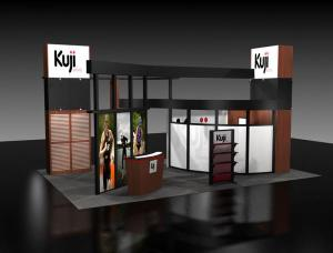 vk-5049-custom-trade-show-island-display has the perfect place for trade show chatter