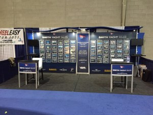 what a trade show is really about is emulating your store front!