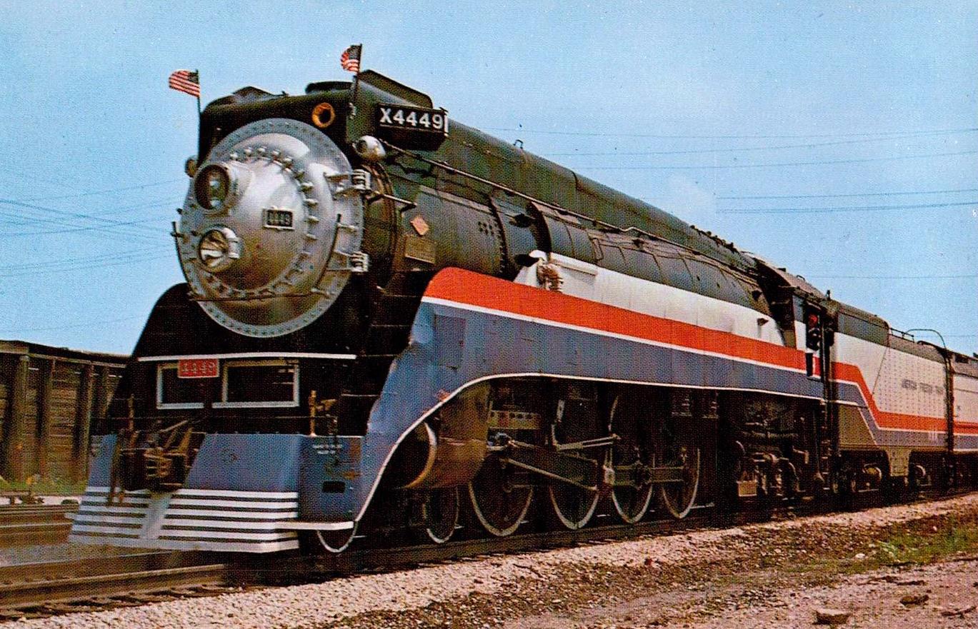 Freedom Train American Trainz