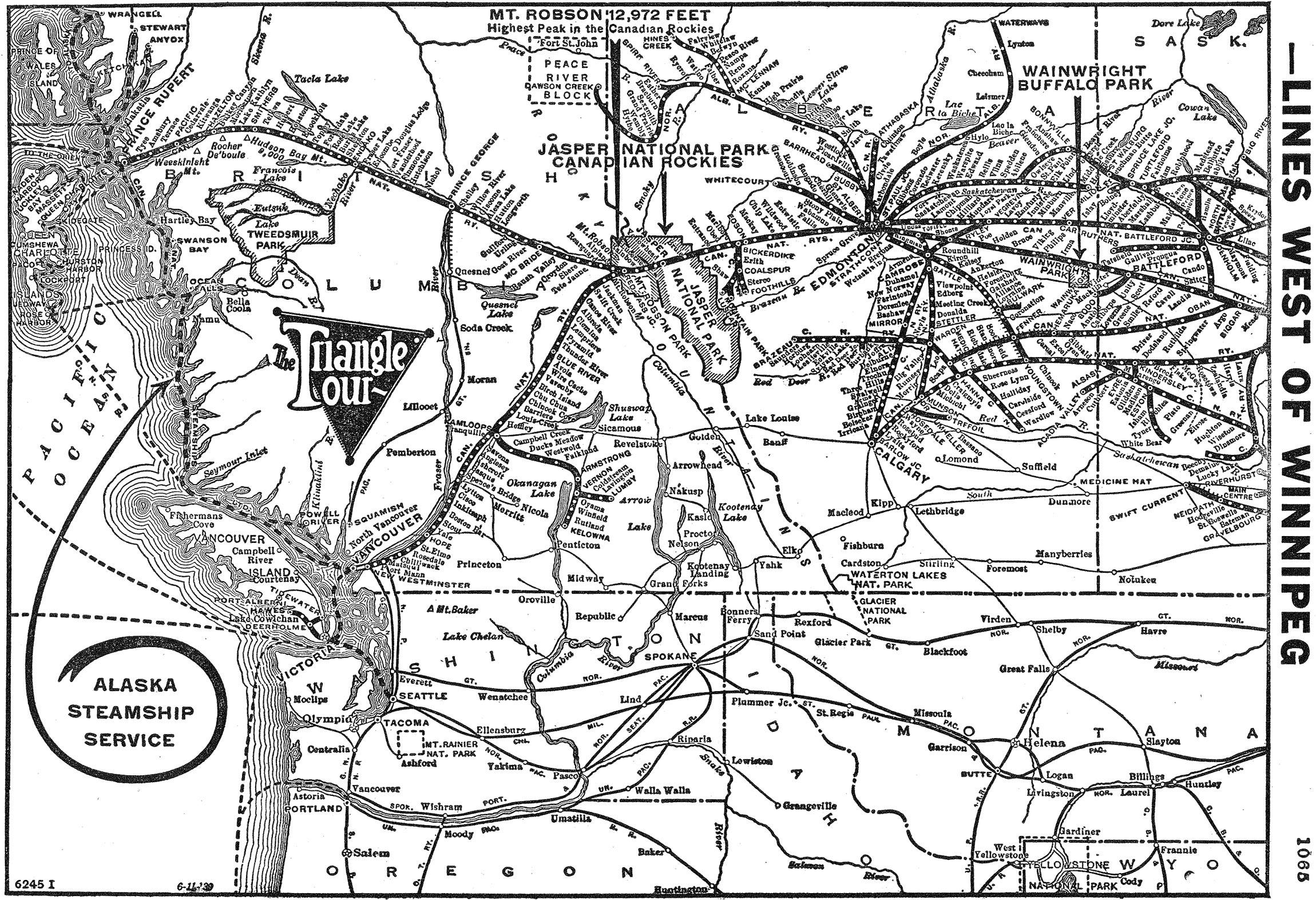 Long Island Railroad Map