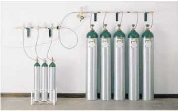 oxygen cylinder refilling systems