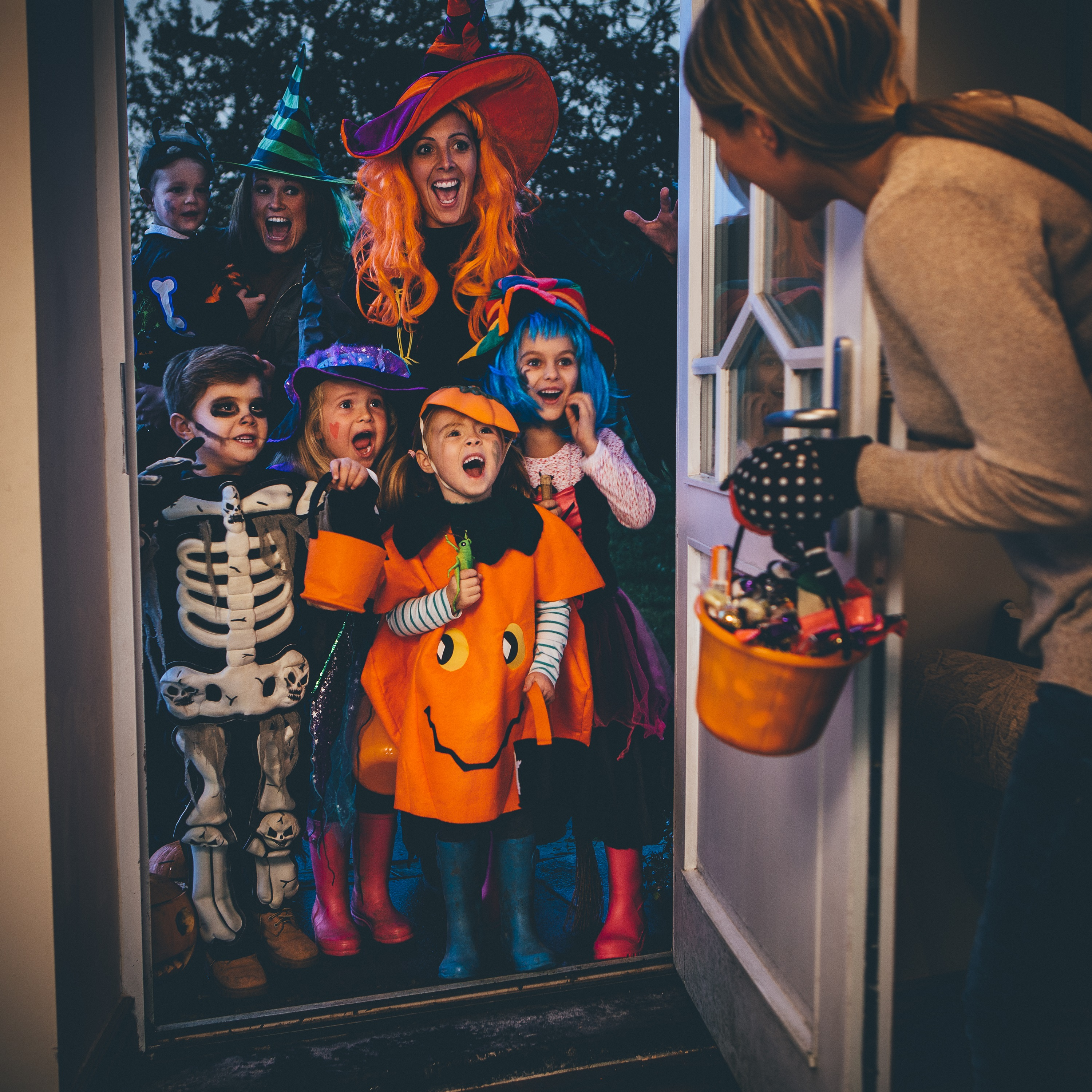 5 Tips To A Scary Safe Halloween