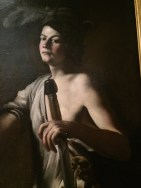 David with the Head of Goliath - Battistello 1