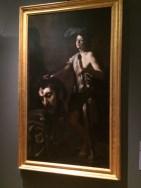 David with the Head of Goliath - Battistello 3