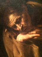 St. Francis in Meditation - Caravaggio