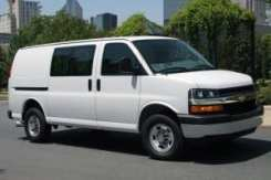 Chevy Express 1500 Passenger Three Reasons Why Putting Items in Your Vehicle During Transport is a Bad Idea