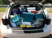 Loaded Car 1