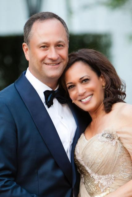 California Attorney General Kamal Harris Marries Douglas Emhof