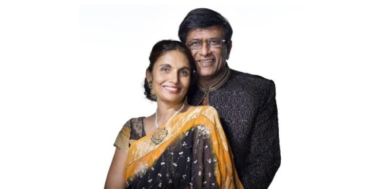 Kiran-Patel-and-Wife